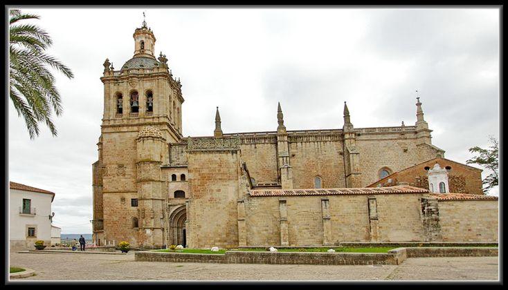 catedral de coria | EXTREMADURA: CORIA Cáceres España.