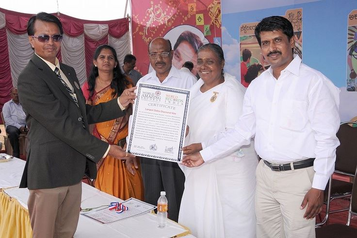 Mysore Dasara Committee World Records by Paavan Solanki and Mysore Brahmakumari - BK Dipak Harke - Ahmednagar