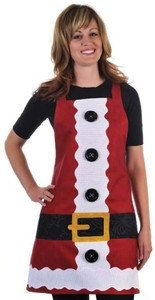 This item will begin to ship around Nov. 19th, 2015.  What could make your party cuter than this Santa Apron? You will be the talk of your own party.  Easy to make apron. Ties that cross in the back. Finished apron measures approx. 29 L x 25 w.  One size fits most everyone.  SEE ALL OF MY Christmas Patterns.  Great for a gift or to sell.  Listing is for 1 pattern.  I combine shipping, just ask. See my other hard to find patterns.  Thank you.