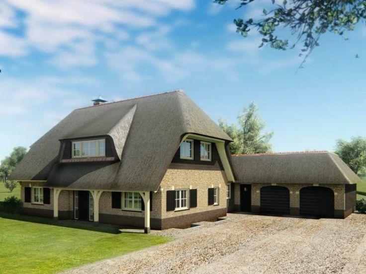 Nieuwbouw vrijstaand woonhuis