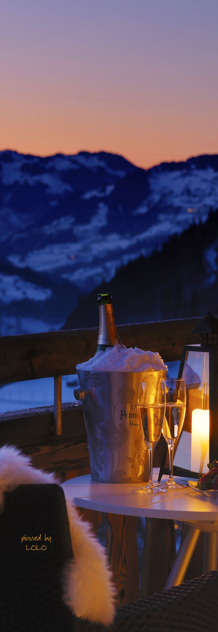 {Caberfae Peaks Ski Lodge.} ❅ ❆