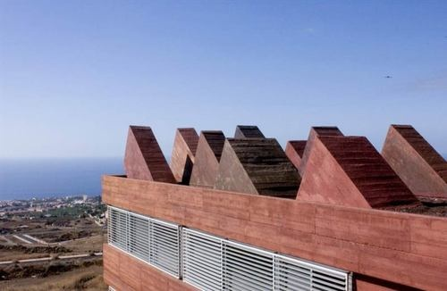 Urbanización lercaro, la orotava, Spain  Instituto Rafael Arozarena  AMP ARQUITECTOS
