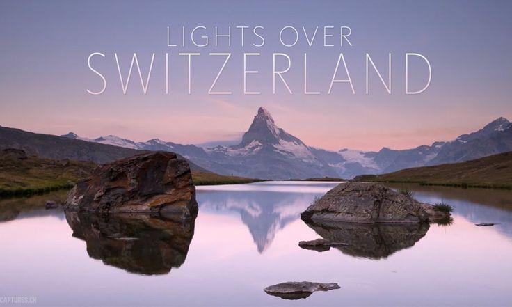 VIDEO La #Svizzera in un #timelapse sotto le stelle  http://buff.ly/2qGP6Se?utm_content=buffer9c123&utm_medium=social&utm_source=pinterest.com&utm_campaign=buffer