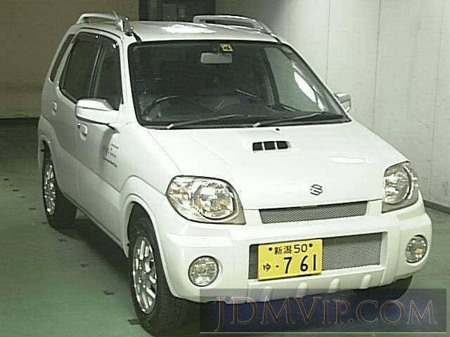 2002 SUZUKI KEI FIS HN22S - http://jdmvip.com/jdmcars/2002_SUZUKI_KEI_FIS_HN22S-910ViFyucWAJ0O-662