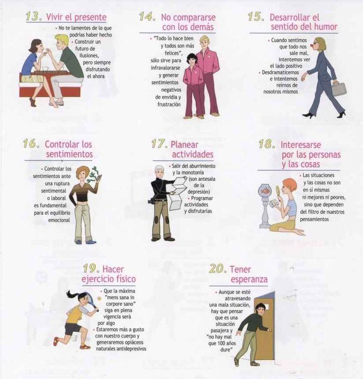 Os adjunto algunos consejos útiles para mejorar la motivación en el trabajo y la vida. Empezamos un nuevo curso con fuerzas renovadas, también es importante que pongamos al día nuestra motivación.…