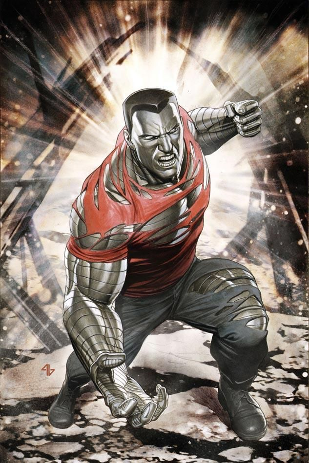 colossus marvel x men - photo #1