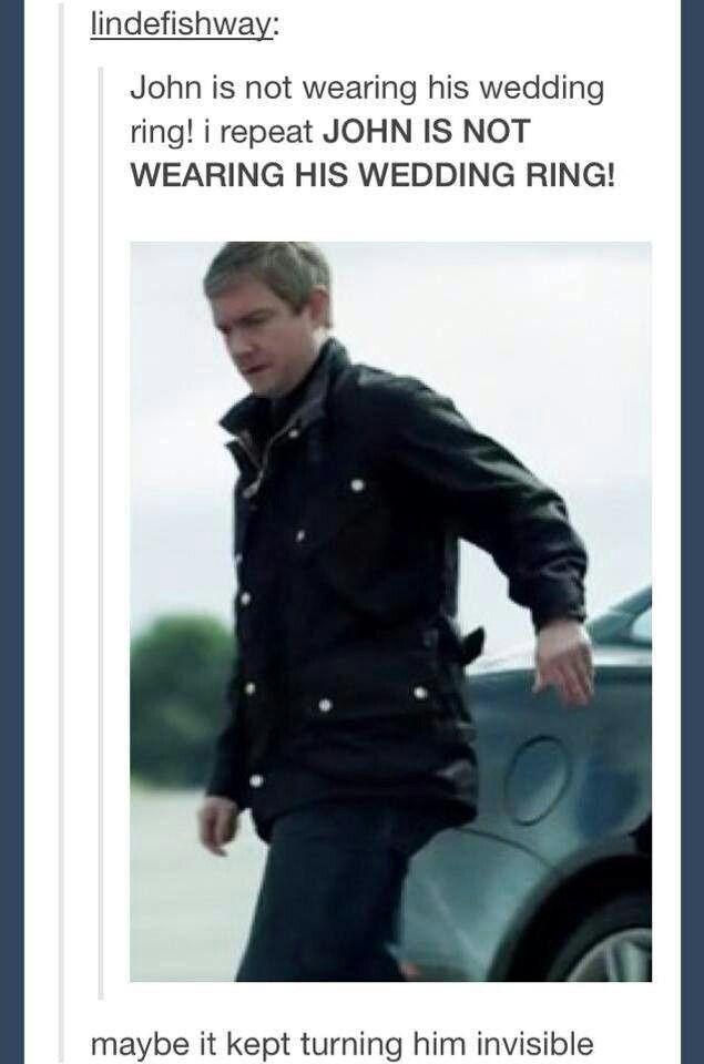 John - Hobbit crossover