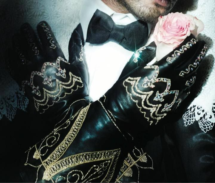 7 best pi ces d exception exceptional pieces images on pinterest the beast gloves and jean - Linge de maison karl lagerfeld ...