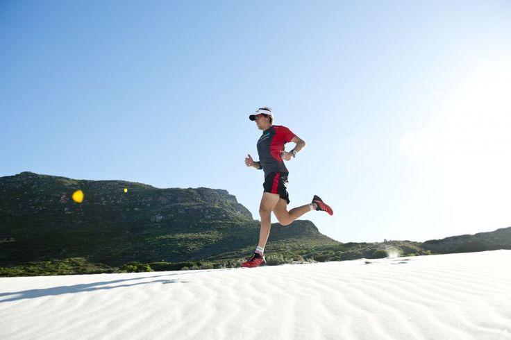 Endurance athlete Ryan Sandes has his feet firmly planted in Cape Town – Cape Town Tourism
