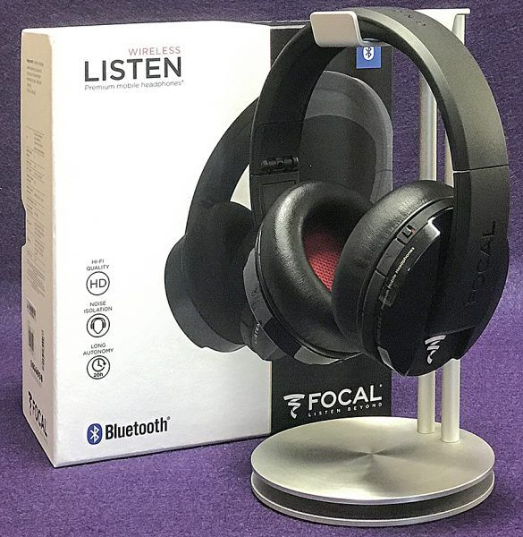 Focal Listen Wireless headphone review