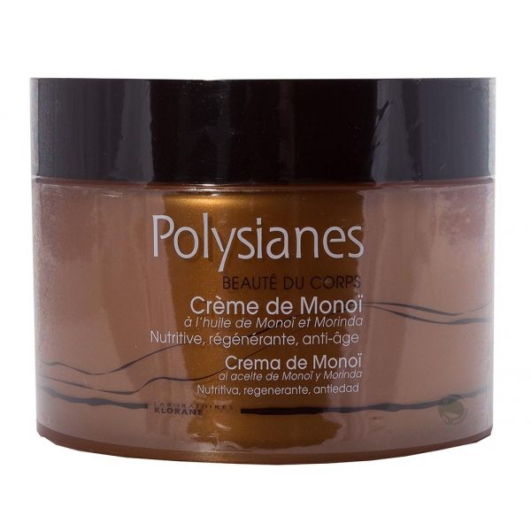 165576 Polysianes Crema de Monoi - 200 ml.