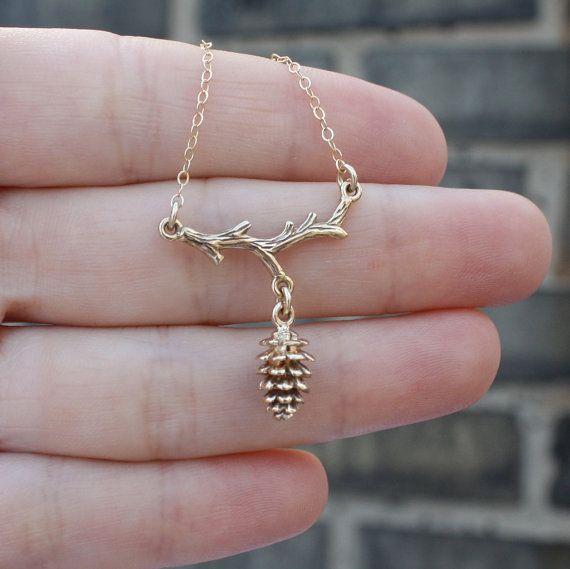 Woodland Necklace