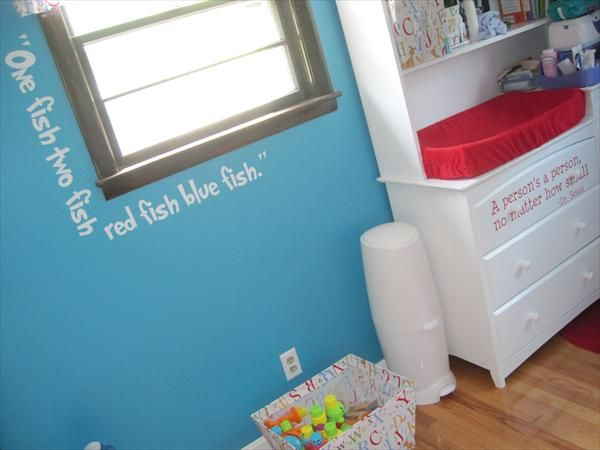 Dr. Seuss Nursery   Love The Idea Of Cutting Out Dr. Seuss Sayings From