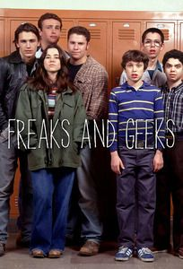Freaks and Geeks. Another great show that I'll never understand why it didn't last longer.
