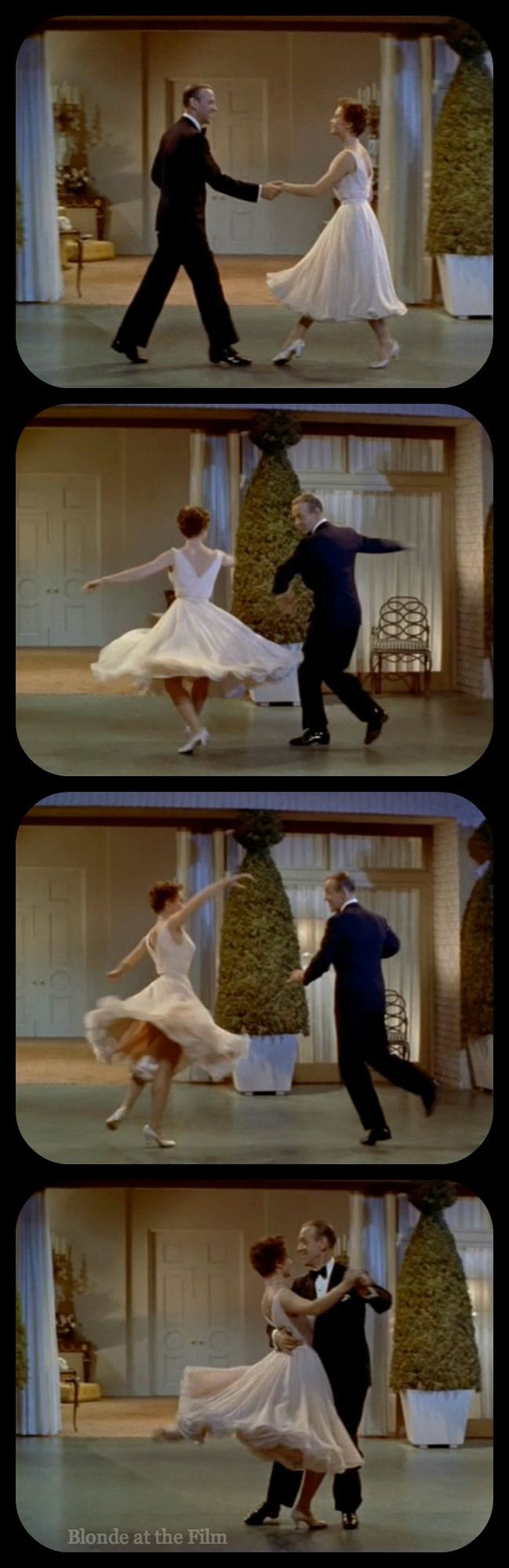 Daddy Long Legs: Leslie Caron and Fred Astaire