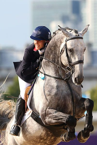 London Olympics 2012: Modern Pentathlon Showjumping in Pictures