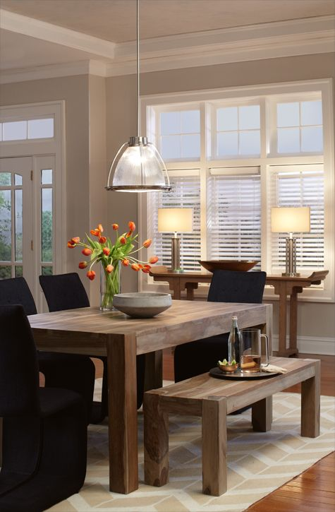 48 best images about dining room lighting on pinterest for Casual dining room ideas pinterest