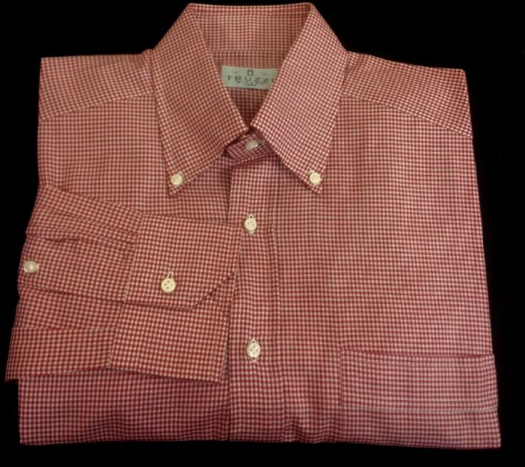 New- Truzzi Milano BD Fashion Shirt- size 16 (41)