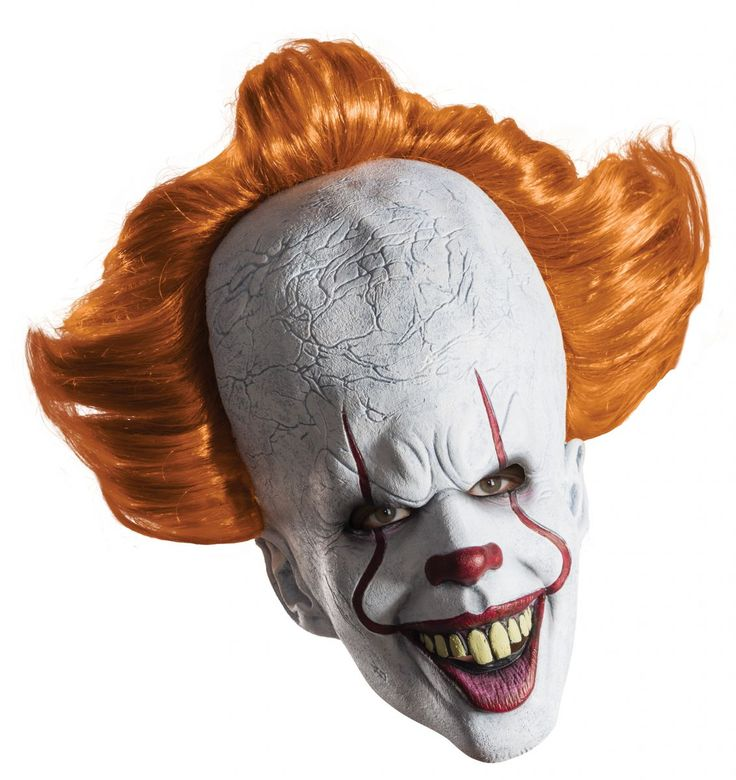 Pennywise, pennywise makeup, pennywise the clown, pennywise costume, popular Halloween costume, pennywise mask, pennywise wig, clown, scary clown