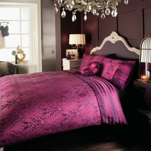 Bedroom Decorating Ideas Purple 108 best paarse slaapkamers images on pinterest | purple bedrooms