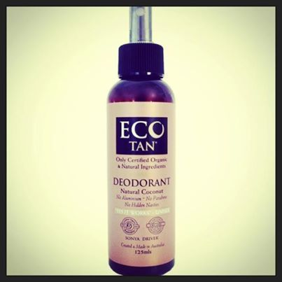 Mothers Day Gift Idea - Deodorant made by the ECOtan Company, $13.95 (http://www.ecoshopperth.com.au/deodorant-made-by-the-ecotan-company/)