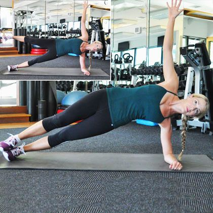 10-Minute Belly-Blasting Workout