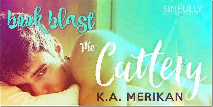 Book Blast: The Cattery by @KA_Merikan | @sinfully_mmblog #mmromance #lgbt #gayromance