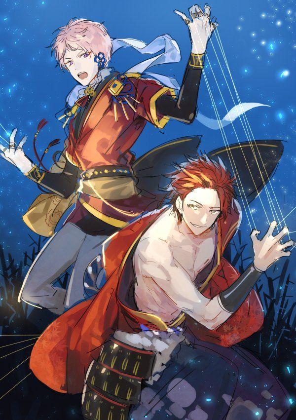 Ensembles stars Shu and Kuro