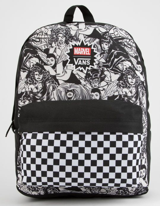 240cca96ca7156 VANS x Marvel Marvel Women Realm Backpack