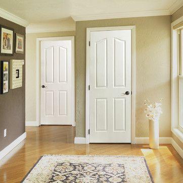 4 Panel Arch Top Interior Door From HomeStory Doors