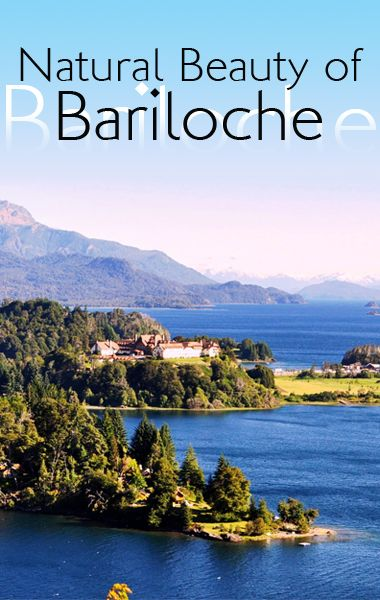 Natural Beauty of Bariloche. San Carlos de Bariloche, in Argentina's Patagonia, is a town bordering Lago Nahuel Huapi, a large glacial lake surrounded by the snow-crowned Andes. It's known for its Swiss alpine architecture and its chocolate, sold in shops lining Calle Mitre, the main street. It's also a popular base for hiking and skiing the nearby mountains and exploring the surrounding Lakes District.