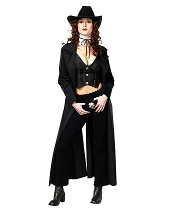 Sexy Gunslinger Adult Cowgirl Costume | Wholesale Cowgirls Halloween Costume Sexy