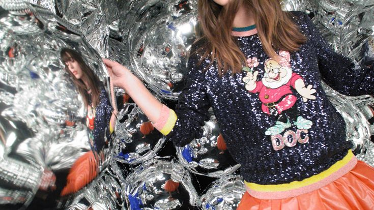 Disney x Mary Katrantzou for Colette