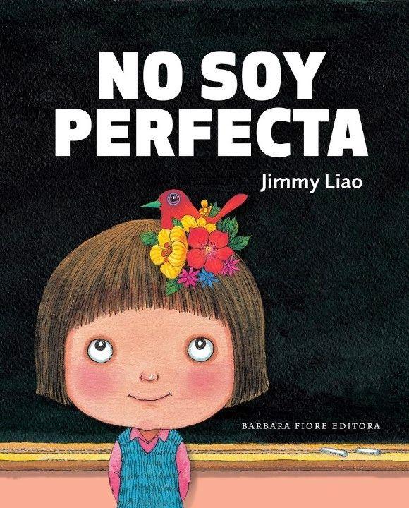 RZ100 Cuentos de boca: No soy perfecta, de Jimmy Liao