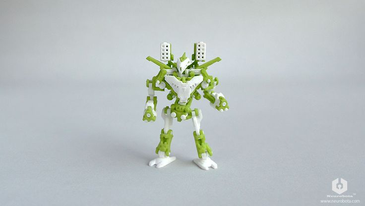 Unicorn (green white)