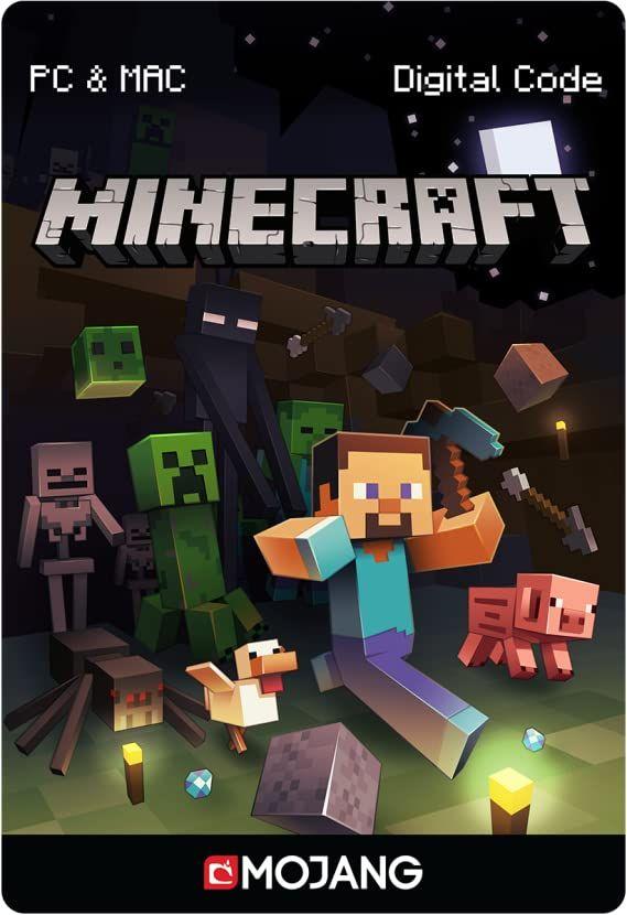 Minecraft For Pc Mac Code Jeu Pc Sans Drm En 2020 Fond Ecran Minecraft Jeux Pc Minecraft