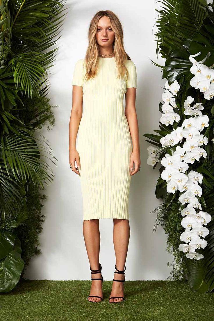 Maurie & Eve - Luxure Dress - Citron