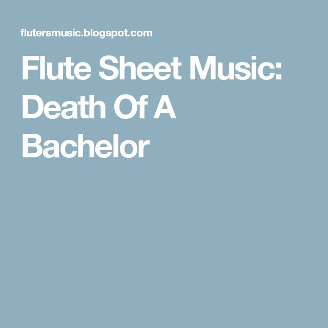 Best 25+ Flute Sheet Music Ideas On Pinterest