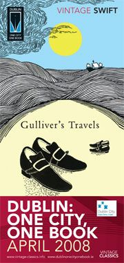 Gulliver's Travels by Jonathan Swift Gulliver's Travels was written in the style of a contemporary travel book over 250 years ago by Jonathan Swift, Dean of St. Patrick's Cathedral in Dublin. It is at once a moral tale, and one of the greatest pieces of satirical writing in the English language. Like all true classics, it is still a work that has much to say about the human condition.