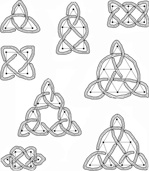 4. Lösungen - Celtic Knotwork: the ultimate tutorial