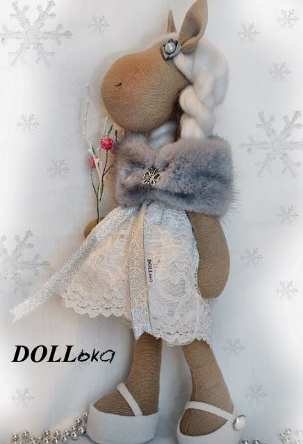 Mimin Dolls: Dolls cavalinhas