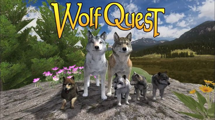 Wolf Quest Online No Download
