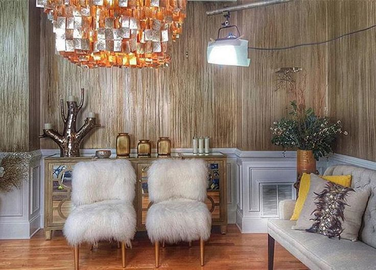 On The Set Tobey Renee Sanders Of Faux Decor Styles A