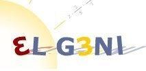 +G3NI es una aplicación online, que genera ejercicios matemáticos con números reales, en varios idiomas y con varios niveles de dificultad, mostrando la solución, es muy útil tanto para alumnos, como para profesores y padres. Se obtienen de forma rápida y aleatoria hojas de ejercicios de operaciones con números naturales, enteros, potencias, racionales y radicales.
