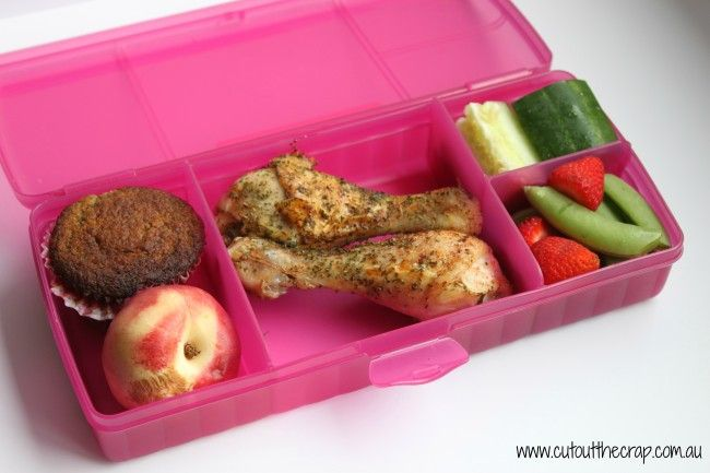 Cut Out The Crap | How I pack our daily lunch box….