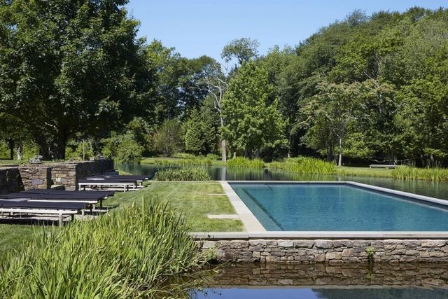 Landscape Designer Visit: A Sprawling Long Island Estate by Scott Mitchell