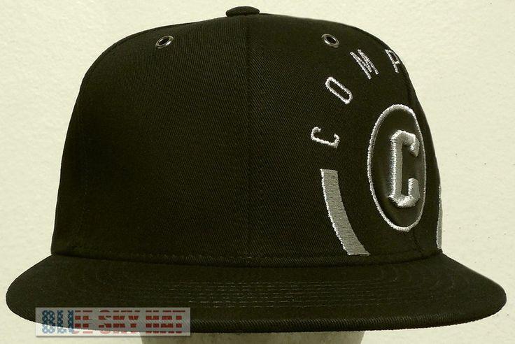 STRAIGHT OUTTA COMPTON CITY LA CA EAZY E DR DRE ICE CUBE NWA SNAPBACK CAP HAT OS #Premiumhat #BaseballCap