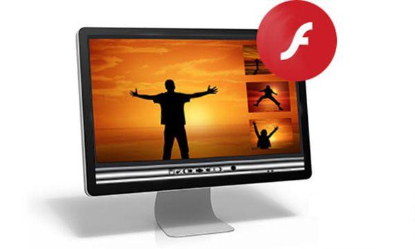 От flash сайтов невозможно оторваться, они привлекают внимание интересными видео и звуковыми эффектами.