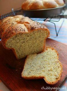 Pão de Cebola e Semente de Papoula   Receita