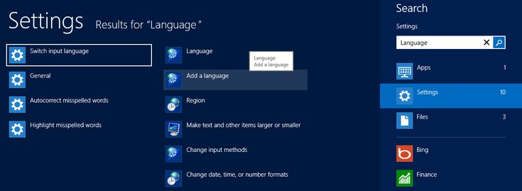 How to change keyboard and language preferences in Windows 8 :D